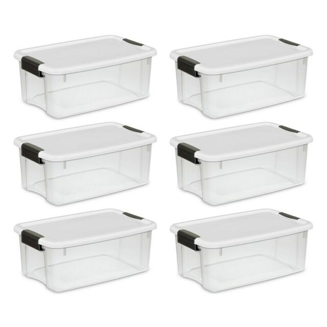 STERILITE Storage Box Boot \u0026 Shoe Boxes