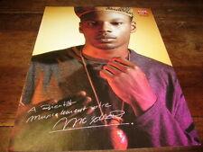 MC SOLAAR - Mini poster couleurs !!!!!!!! !!!!!!!!!!
