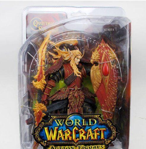 World of Warcraft Series 3 Blood Elf Elf Elf Paladin Action Figure 13d49c