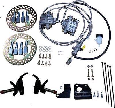 Disc Brake Kit for EZ-GO ST Turf Golf Cart w/New Style Steering(N)