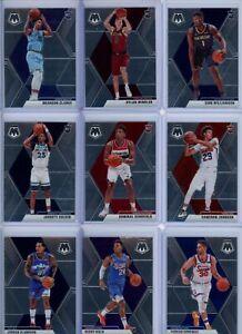 2019-20 Panini Mosaic Basketball Base Set Singles - Pick Your Players