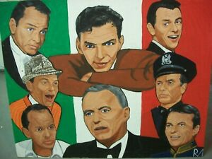 Frank-Sinatra-A-Tribute-to-an-original-painting