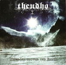 Theudho ' When Ice Crowns the Earth 'cd enslaved bathory viking Falkenbach