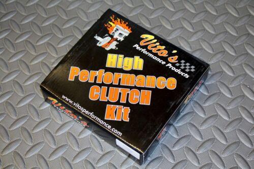 Vito/'s High performance CLUTCH FIBERS kit friction plates Yamaha Blaster 88-06