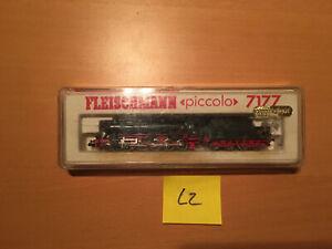 Fleischmann-2336-Spur-N-Dampflok-mit-Tender-L2