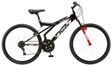 NEW Pacific Evolution 26-inch Mens Steel Frame Mountain Bike-Black