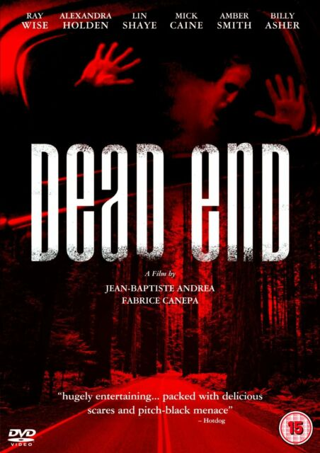 Dead End - 2008 Ray Wise, Alexandra Holden, Lin Shaye New Sealed UK Region 2 DVD