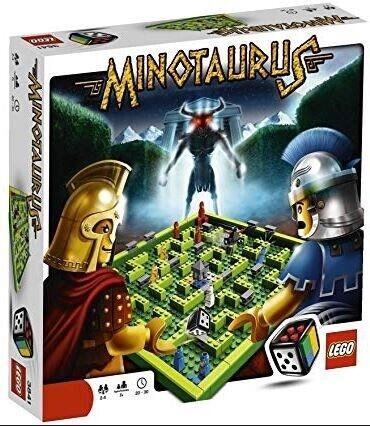 Lego Games, 3841, 3837
