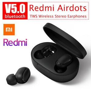 Xiaomi-Redmi-AirDots-AURICOLARI-WIRELESS-DUAL-Mini-BT-Cuffie-Auricolari-Stereo-3D