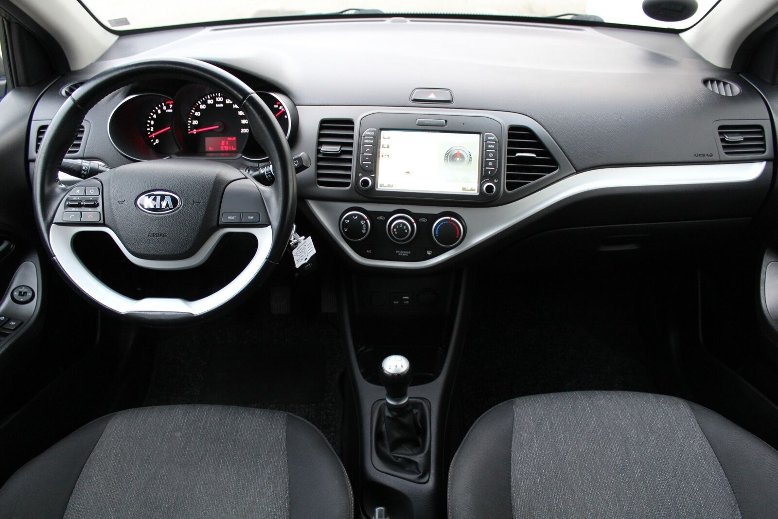 Kia Picanto 1,0 Style+ Limited - billede 8