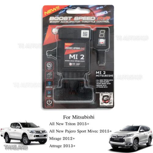 Ecu Boost Speed E-Drive Throttle Control Mitsubishi Pajero Montero Sport 2016 17