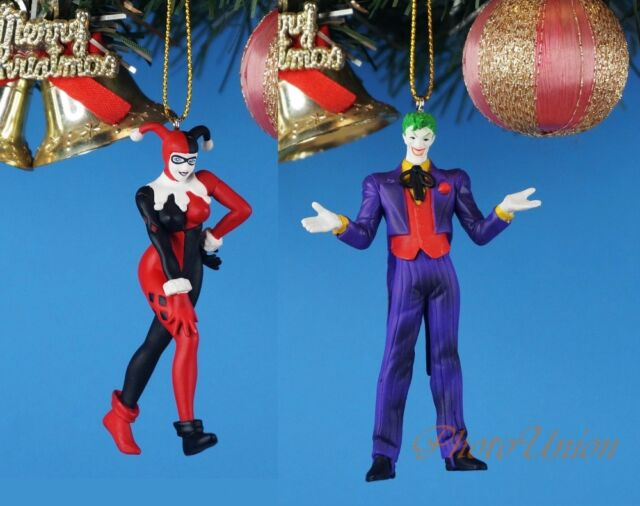 Joker Christmas Ornament.Dc Comics Batman Joker Harley Quinn Decoration Xmas Ornament Home Decor K1361 Eg