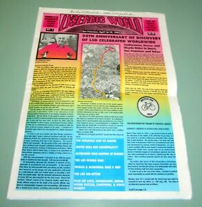 Signed-LYSERGIC-WORLD-50-th-ANNIVERSARY-DISCOVERY-PSYCHEDELIC-LSD-Albert-Hofmann