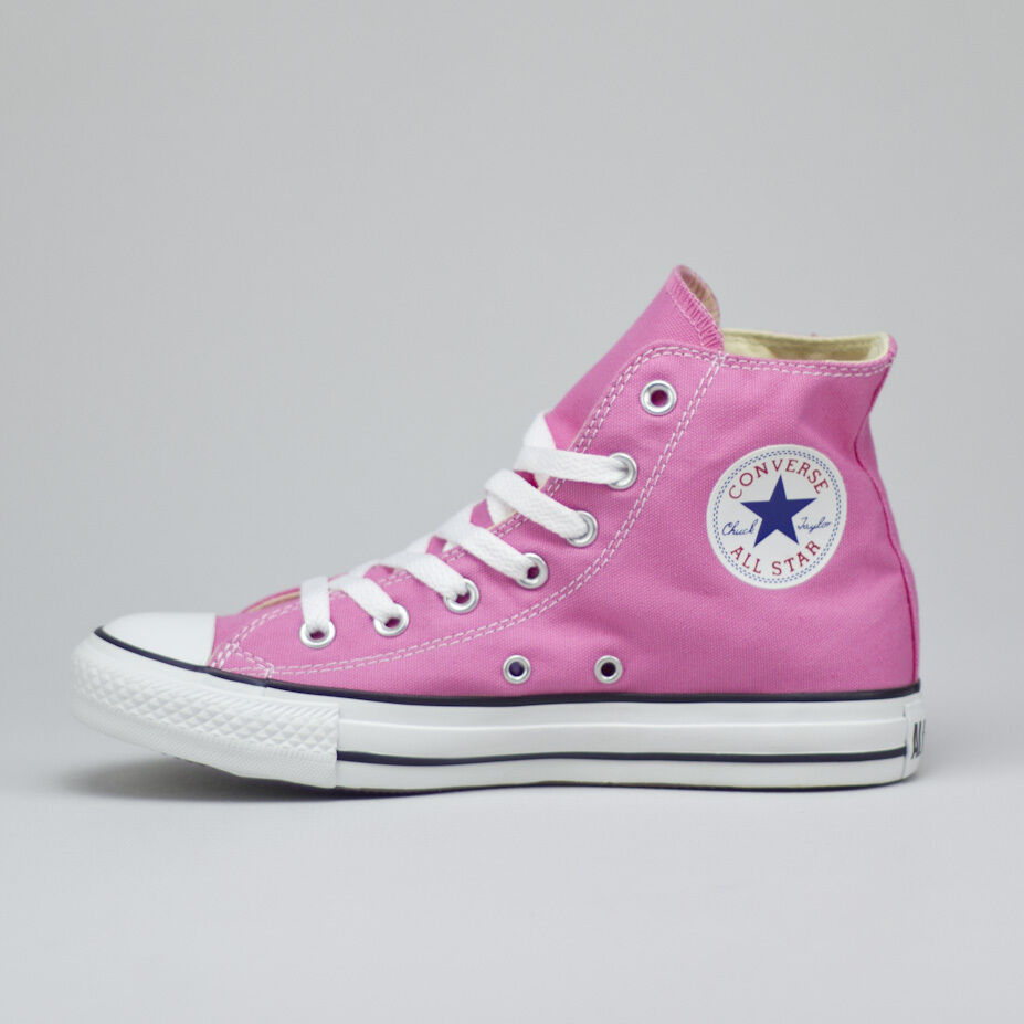 Converse CT AS Hi Trainers NEU in box Pink UK Größe 3,4,5,6,7