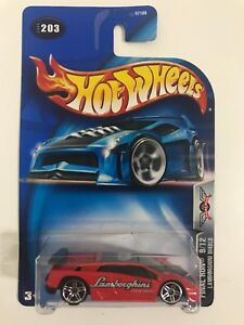 Hot Wheels Lamborghini Diablo 203 Final Run Red Ebay