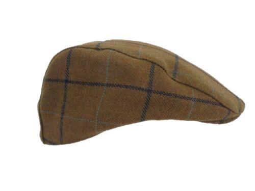 Imperméable Tweed Flat Cap traditionnels Pays Chapeau Respirant Nouveau Laine Chaud