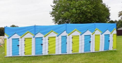 Beach Windbreak Wooden Poles Perfect for Camping Beach Huts Design