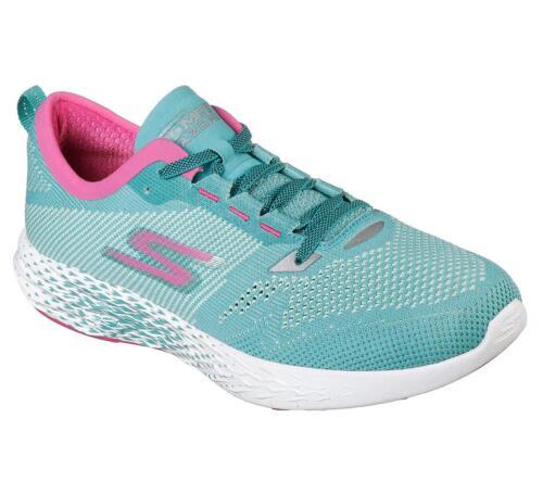 Skechers 15212 TQPK GO Meb Razor 2 Blue Women's Running