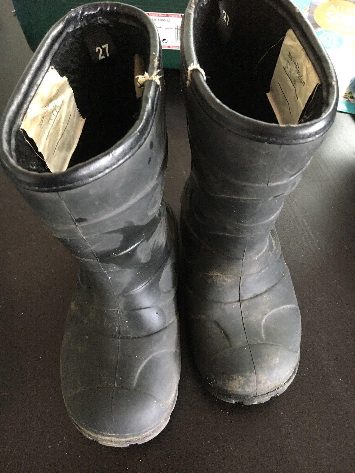 Støvler, str. 30, Bilka