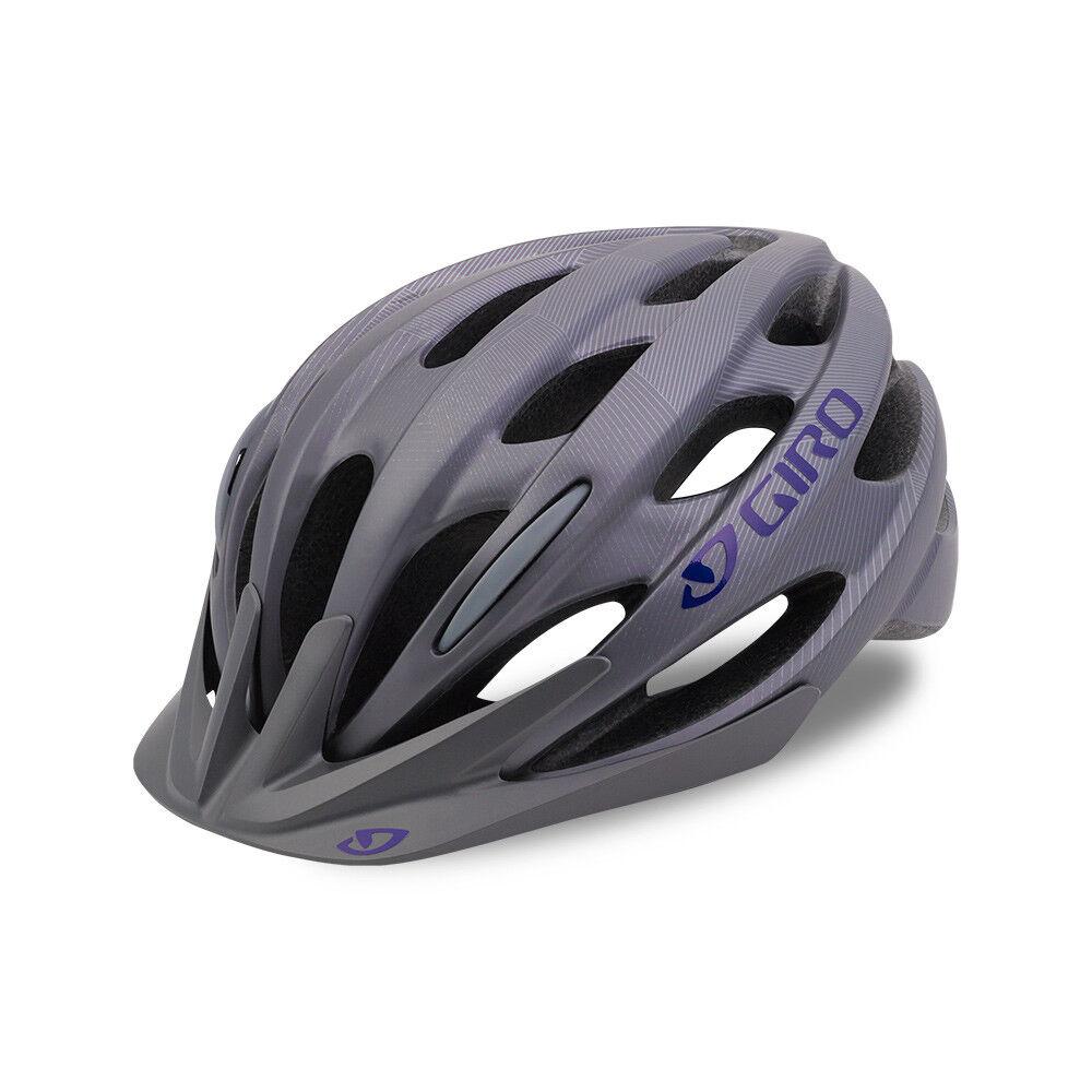 GIRO Verona Femmes Mtb Vélo Casque Taille Taille Taille 50-57 cm Gris/Violet 2018 fcd03c