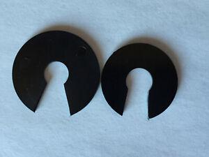 Guitar-Strap-Locks-4PK-2-Locks-THICKER-LEATHER-STRAPS-amp-2-locks-REGULAR-Straps