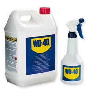 Degrippant-WD40-5L-pulverisateur-nettoyant-anti-humidite-et-corrosion-WD-40-NEUF