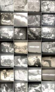 Antiquitäten & Kunst Intellektuell 16mm Film Um 1935 Steinmetz Steinbruch Arbeiter Zoo Film Reichsanstalt Rwu #1 SorgfäLtig AusgewäHlte Materialien Bergbau