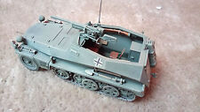 GERMAN SD KFZ 250 DEMAG HALF TRACK B 1/35 PRO BUILT / MADE