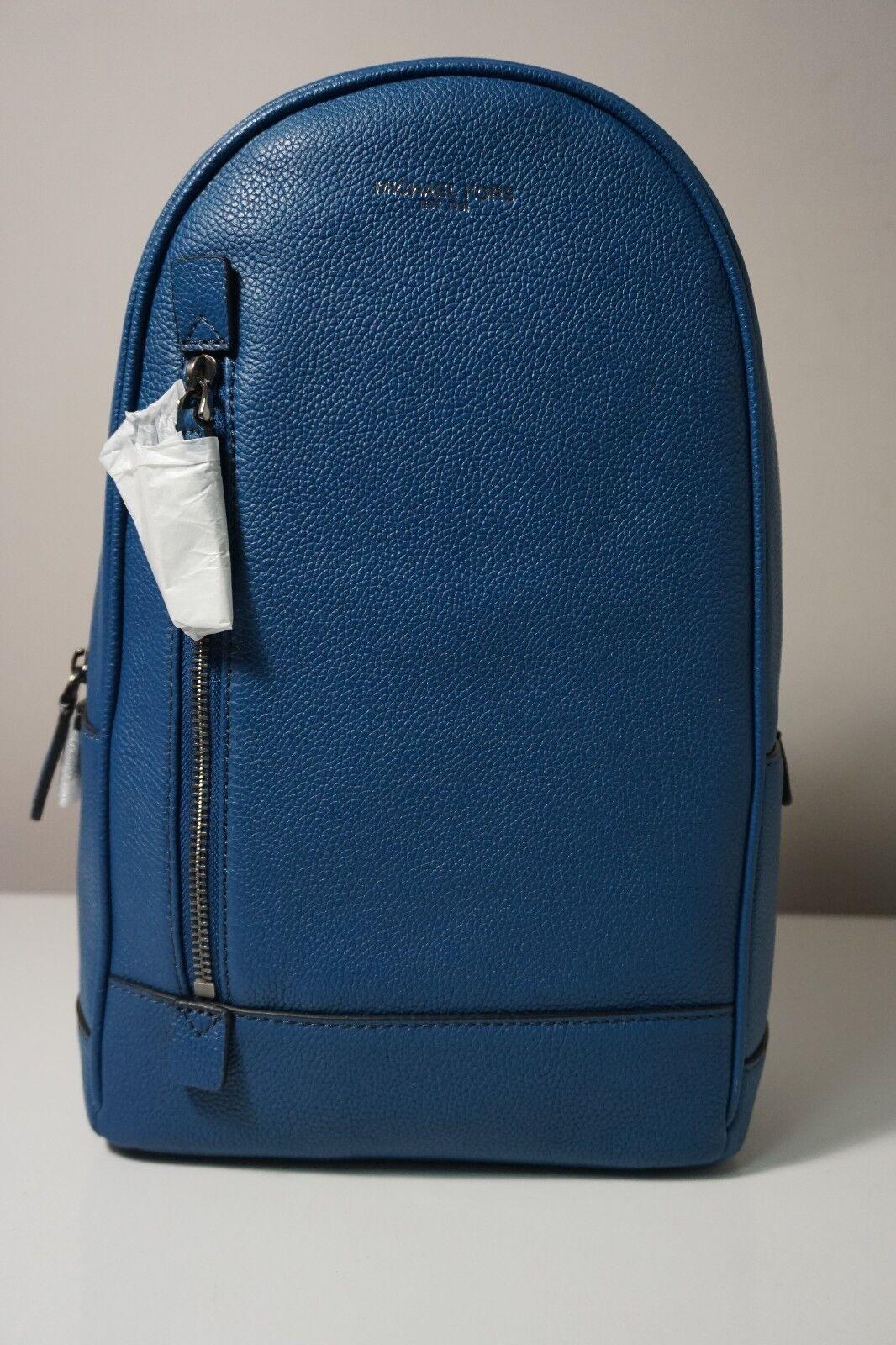6e3ad8650730d0 Michael Kors Russel Sling Pack Bag Leather 37t7lruc8l for sale ...