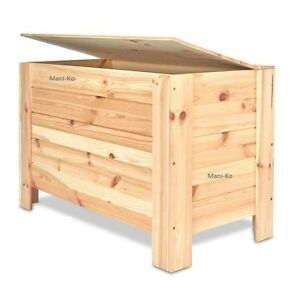 Image Is Loading Wooden Box EXTRA LARGE Chest Trunk Storage Boxes