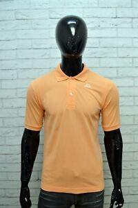 KAPPA-Uomo-Maglia-Polo-Taglia-S-Maglietta-Manica-Corta-Shirt-Men-039-s-Basic-Italy