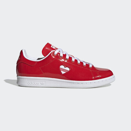 Adidas G28136 Stan Smith W Running shoes red sneakers