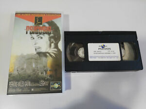 PSICOSIS-ALFRED-HITCHCOCK-ANTHONY-PERKINS-VERA-MILES-VHS-CINTA-TAPE-CASTELLANO
