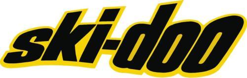 "#2064 6.5/"" Ski-doo Skidoo Team Vintage decal stickers laminated Racing 1"
