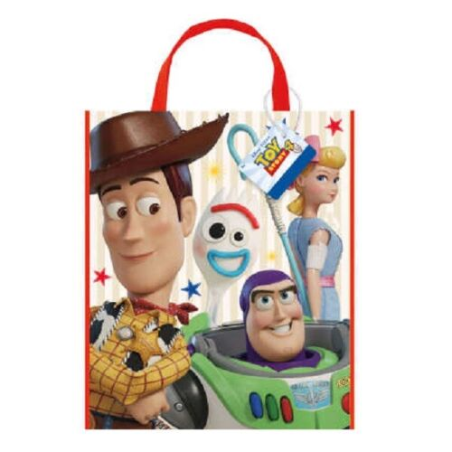 Disney Pixar TOY STORY 4 Stickers Birthday Christmas Kids Party Bag Fillers