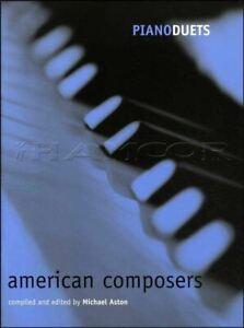 American Composers Piano Duo Partitions Livre MÊme Jour ExpÉdition-afficher Le Titre D'origine Pour AméLiorer La Circulation Sanguine
