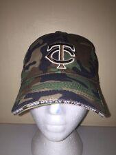 MINNESOTA TWINS MLB GANDER MOUNTAIN Trucker Hat Baseball Cap Retro Rare DD