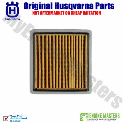 Husqvarna Filter Part # 505271001