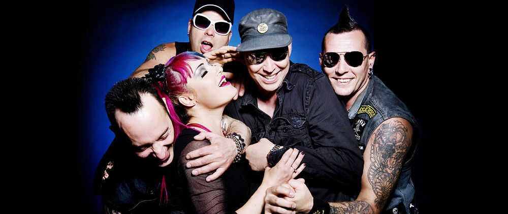 KMFDM Tickets (21+ Event)