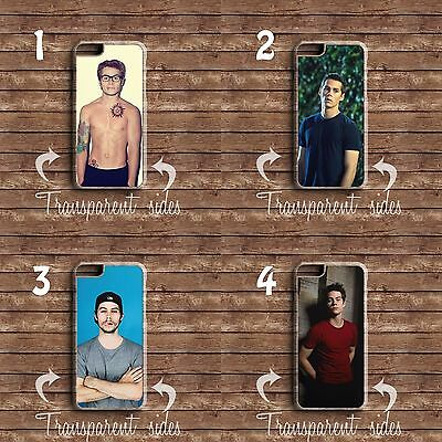 DYLAN O'BRIEN STILES TEEN WOLF HARD PHONE CASE COVER FOR IPHONE 5 6 7 8 APPLE | eBay