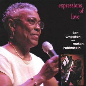 Jan Wheaton - Expressions of Love [New CD]