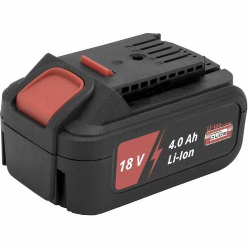 Güde 18 V Batterie DE Rechange AP 18-40 avec 4.0 Ah Li-Ion