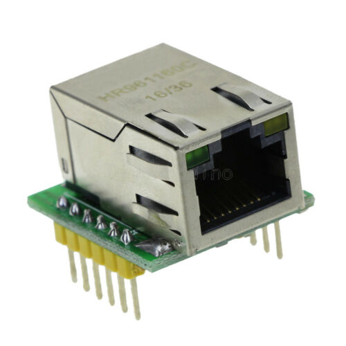 1Stks W5500 Ethernet Network Modules TCP//IP 51//STM32 SPI Interface for Arduino