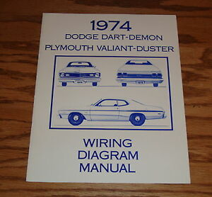 image is loading 1974-dodge-dart-demon-plymouth-valiant-duster-wiring-