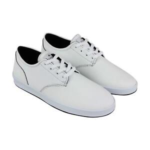 Emerica-Shoes-Romero-Laced-White-Black-US-SIZE-Skateboard-Sneakers