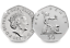 Celebrating-50-Years-of-the-50p-2019-Coins-Brilliant-Uncirculated-Kew-Gardens thumbnail 4