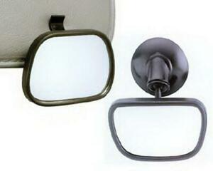 CIPA USA 49606 Rearview Baby Mirror provides safe viewing of back seat occupants