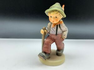 Hummel-Figurine-562-Grandfather-Wartet-1-Choice-Top-Condition