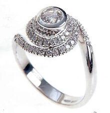 Anello Damiani 20010245 Promise solitario Oro Diamanti RING DIAMOND 0,33 + 0,38