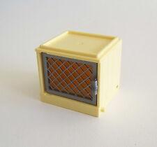 PLAYMOBIL (T1113) FERME - Clapier Cage à Lapins Emboitable 4491